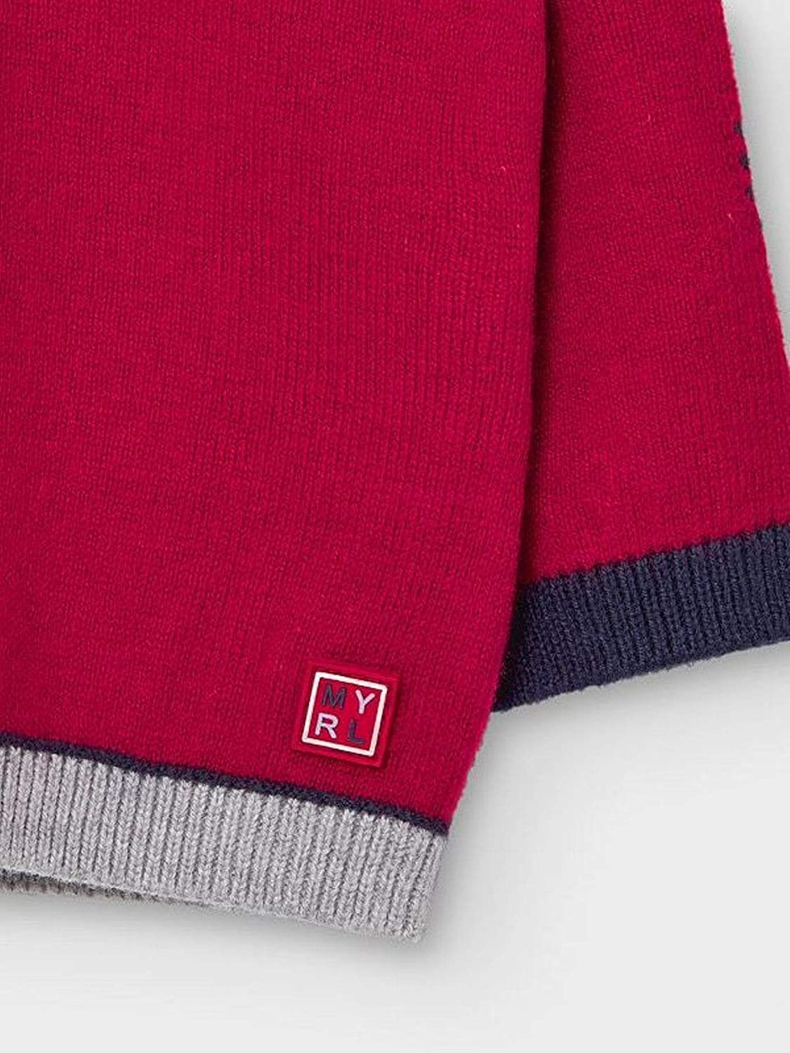 Mayoral Sweater for Baby-Boys Red 2338