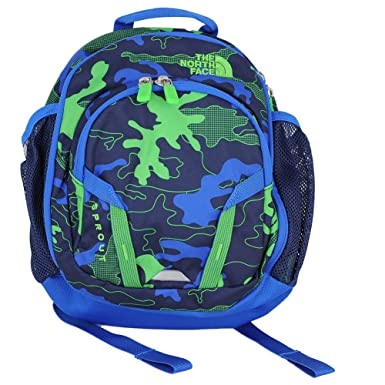 262c880e9e9 The North Face Sprout Toddler/Little Kid Cosmic Blue Griddy Woodland Camo  Print/Turkish