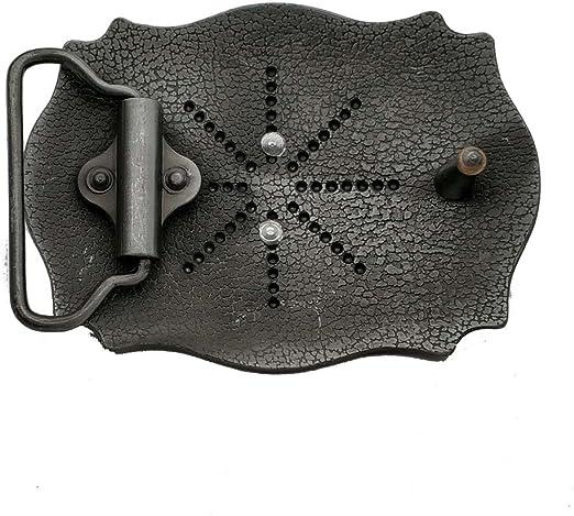 23 Stil 38mm Gürtel Gürtelschnalle Buckles 3D Totenkopf Gürtel-Schnalle Metall
