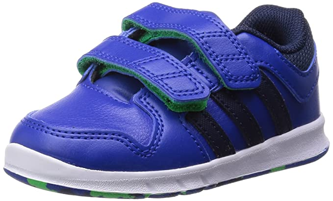 reputable site b9c88 05d22 Image Unavailable. Image not available for. Colour Adidas Performance LK  Trainer 6 CF I Unisex - Childrens Running Shoes ...