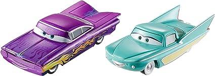 Amazon Com Disney Pixar Cars Ramone And Flo Toys Games