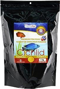 Northfin Food Cichlid Formula 2Mm Pellet 1Kg Package