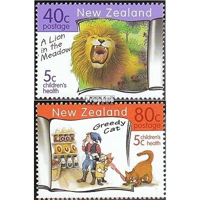 nouvelle-zélande 1779-1780 (complète.Edition.) 1999 santé (Timbres pour les collectionneurs)