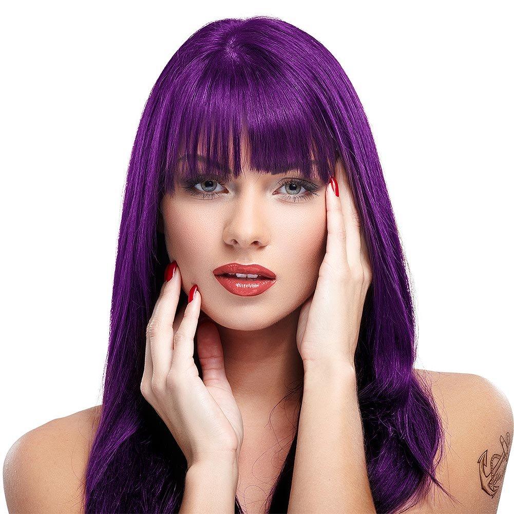 Manic Panic Classic Haartonung 118ml Violet Night Amazon De Beauty