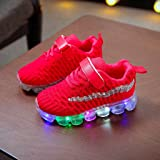 Toddler Baby Kids Boys Girls Sequin LED Lighted