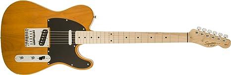 Squier de Fender - Guitarra eléctrica Squier Fender Affinity ...