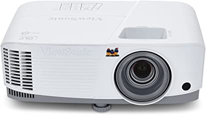 "Viewsonic PA503S - Proyector (3600 lúmenes ANSI, DLP, SVGA (800x600), 4:3, 762-7620 mm (30-300""), 1,1-13 m)"