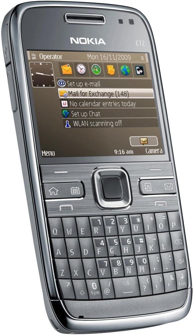 Nokia E72 - Teléfono Móvil Libre: Amazon.es: Electrónica