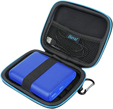 Baval Hard Case Compatible with Anker PowerCore 13000 13000mAh Portable Phone Charger Battery Power Bank
