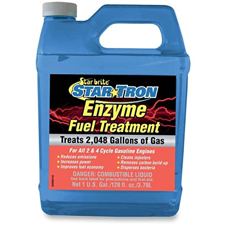 Star Brite - enzima aditivo combustible 1 Gallon 093000 N ...