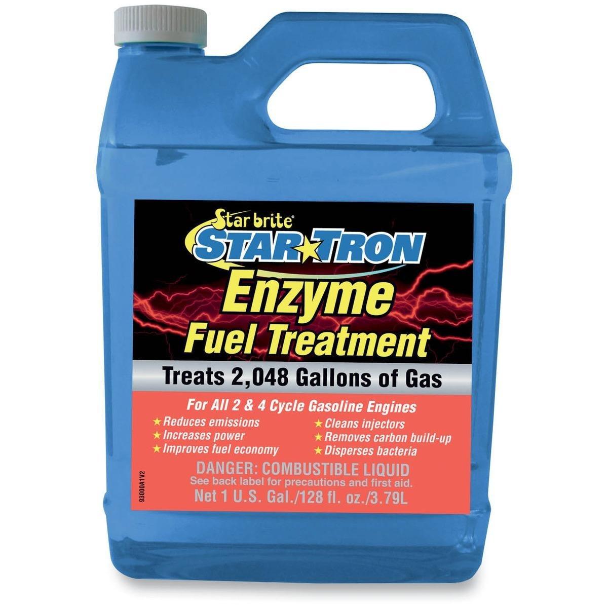 Star Tron Enzyme Fuel Additive 1 Gallon 093000N