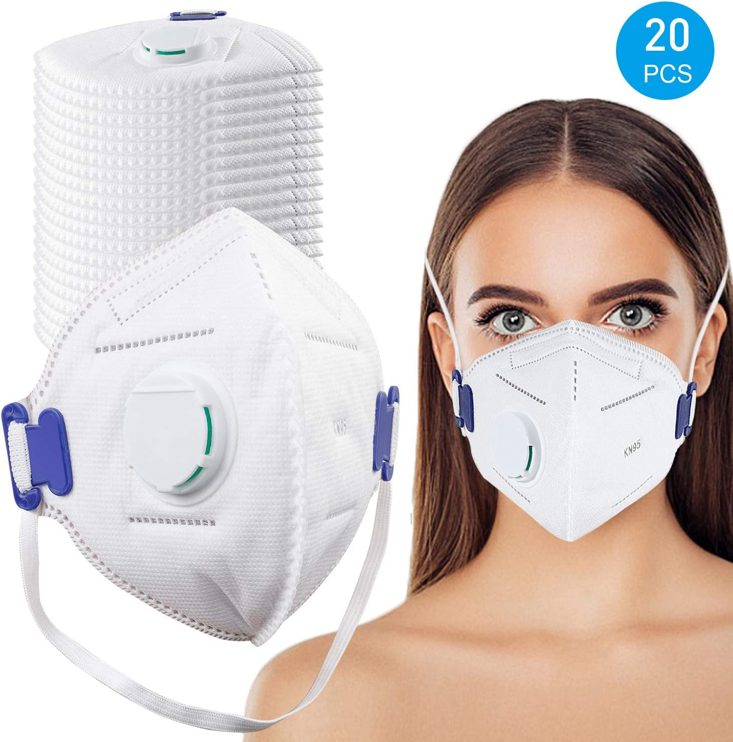 Masks Particulate N95 Disposable Dust Respirator With Mask