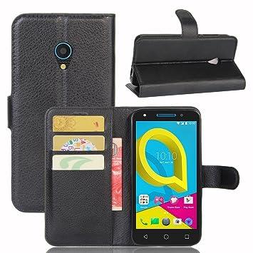info for fa1bd 80239 for Optus X Spirit/Alcatel U5 Wallet Leather Card Holder Flip PU ...
