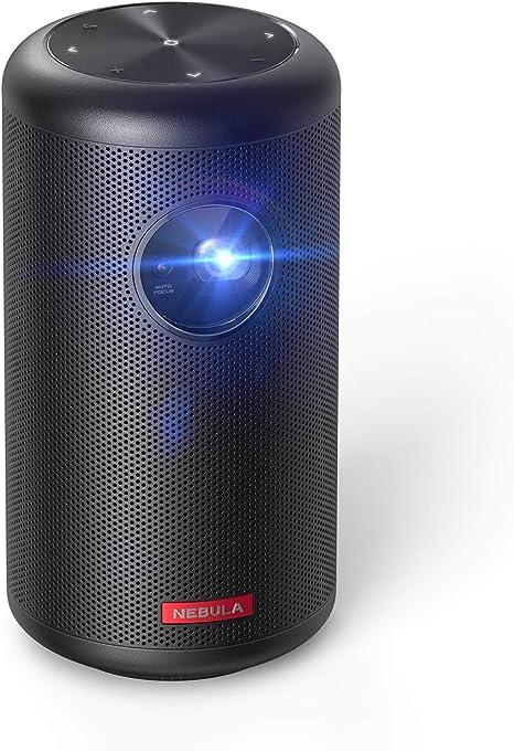 Amazon.com: Anker Capsule II - Mini proyector inteligente de ...
