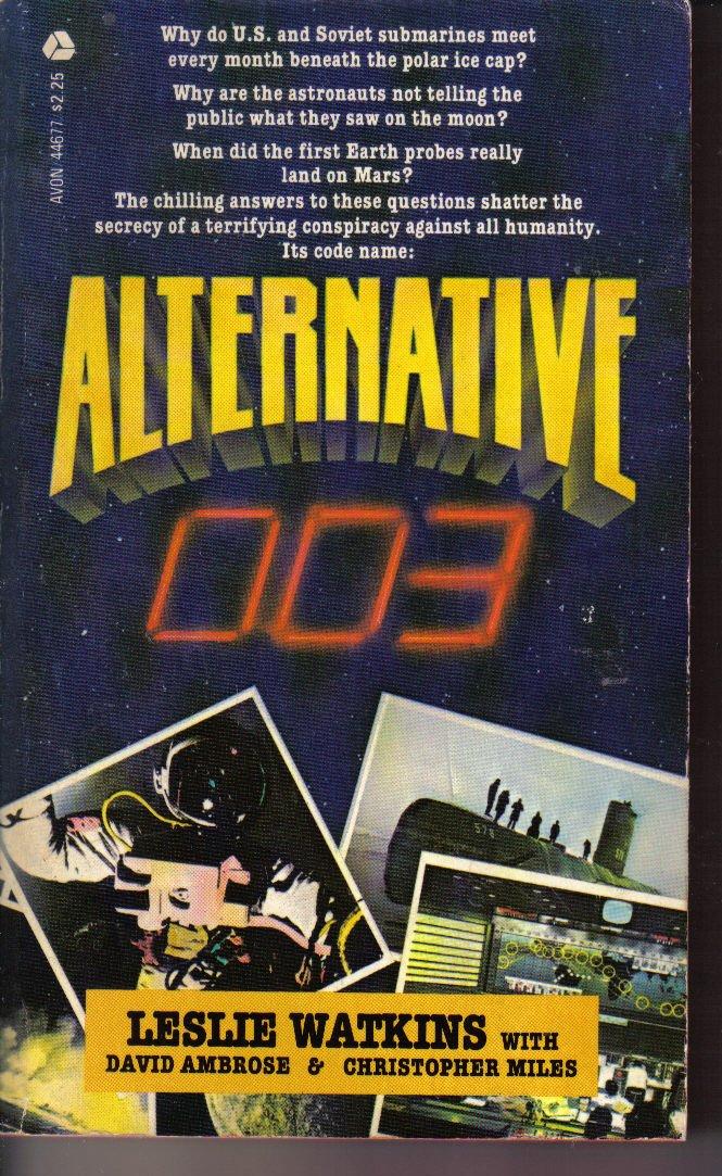 Альтернатива 003 книга скачать