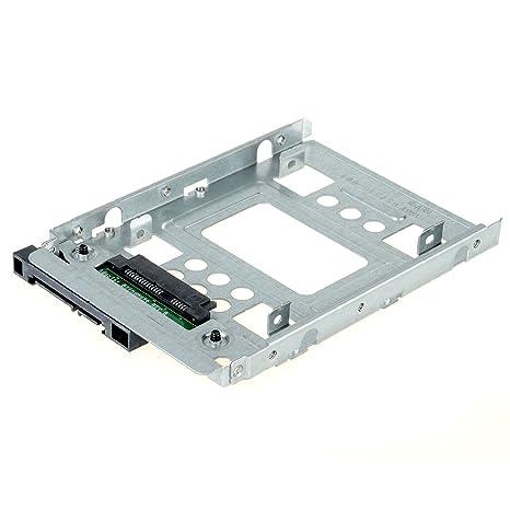 Racksoy - Bandeja adaptadora de disco duro SSD SATA de 2,5 a 3,5 ...