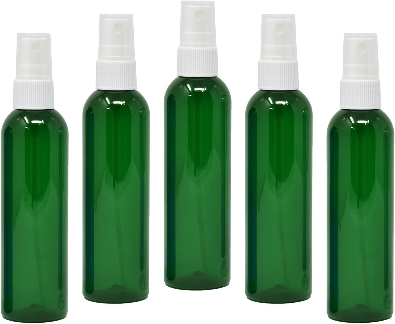 Amazon.com: Botellas de pulverización de plástico vacías de ...