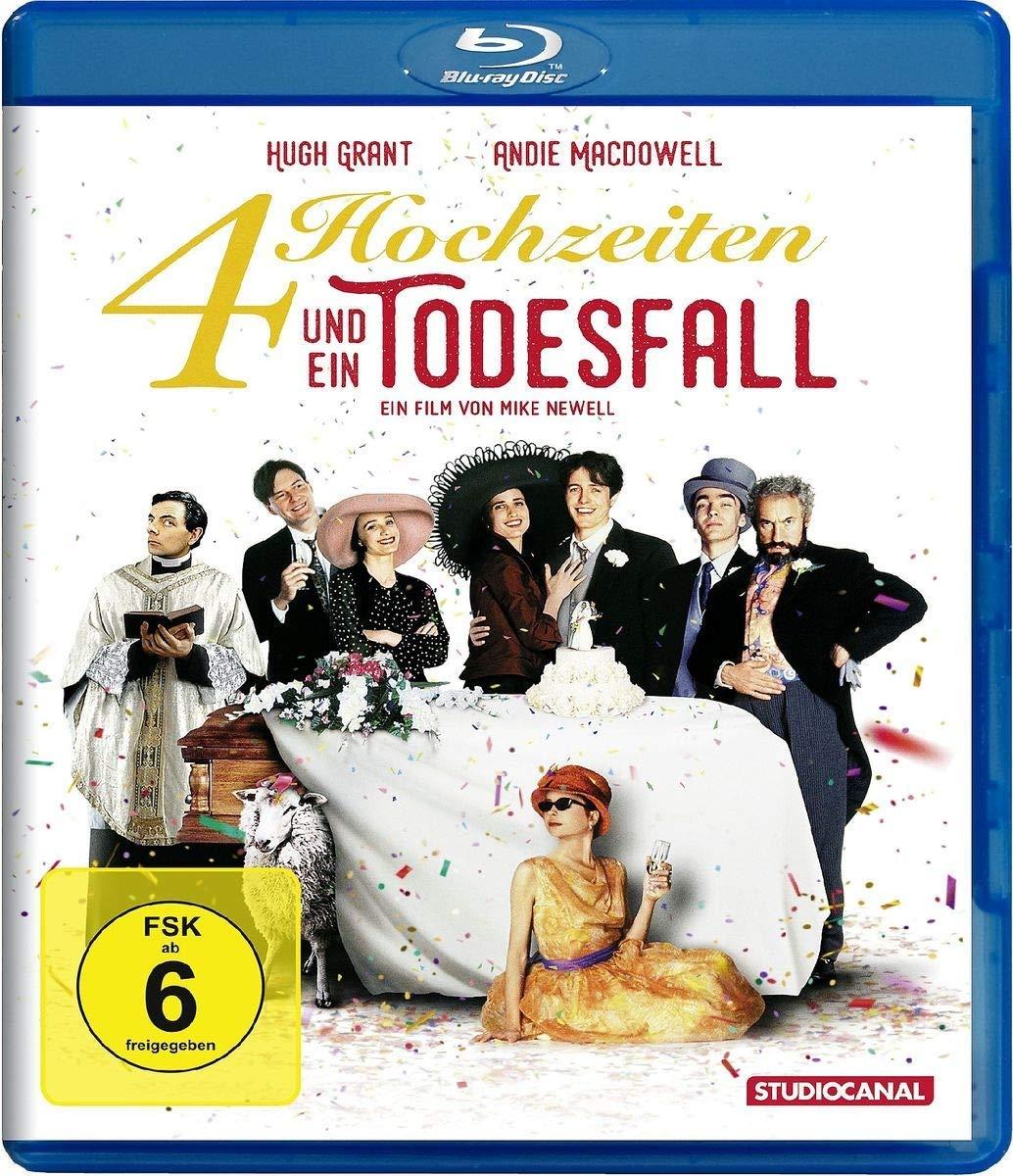 Amazon.com: 10 HOCHZEITEN UND EIN TODE - MO [Blu-ray ...