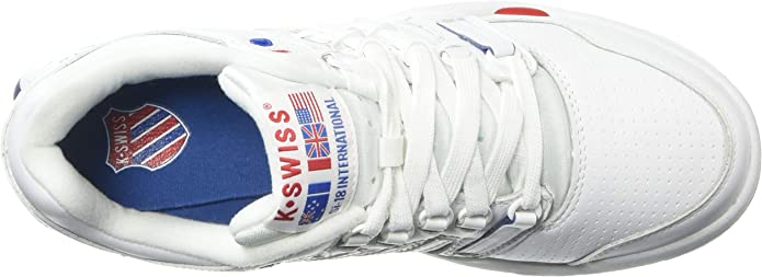 K-Swiss Mens Si-18 International Heritage Sneaker