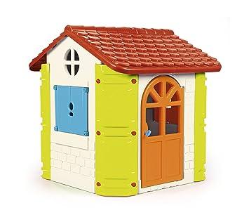 b357457e3 FEBER - Casita infantil para el jardín, Feber House (Famosa 800010248):  Amazon.es: Juguetes y juegos