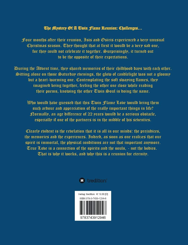 Twin Flame Poetry: ISIS & OSIRIS: 9783743912946: Amazon com