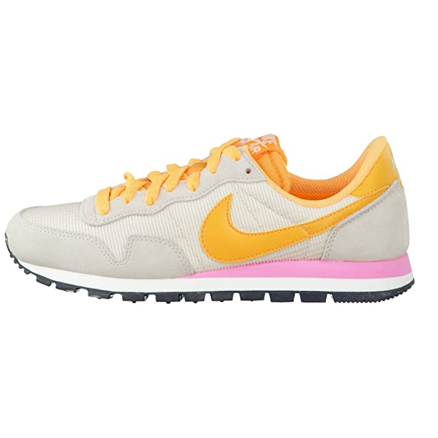 Amazon.com | Nike Air Pegasus 83 (Light Ore/Wood Brown/Pink Glow/Anthracite/Atomic  Mango) Womens Shoes- Size 12 | Athletic