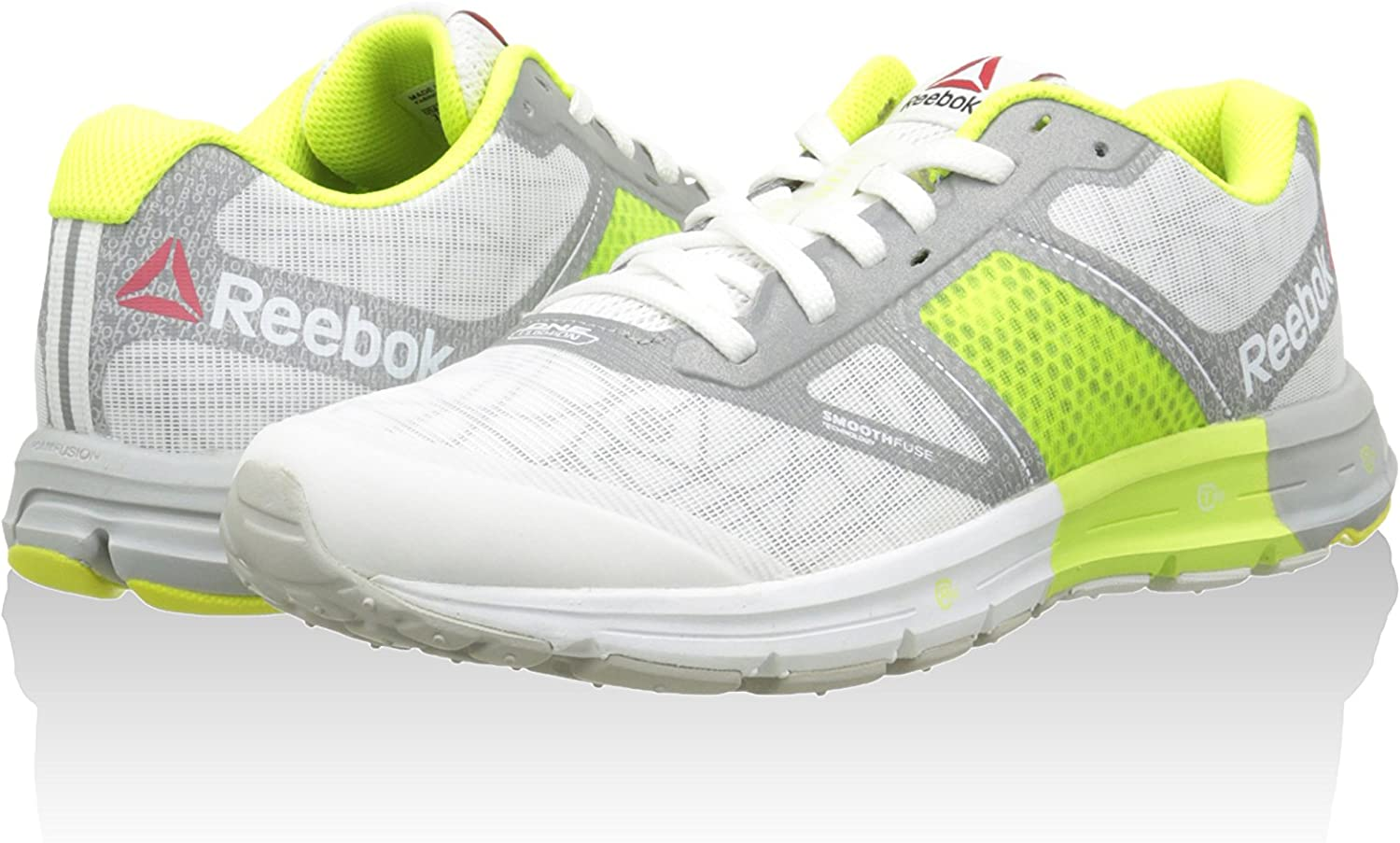 Reebok Zapatillas One Cushion 2.0 Cit Hielo/Lima EU 41: Amazon.es ...