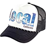 San Diego Hat Company Unisex Sublimated Local Trucker Hat