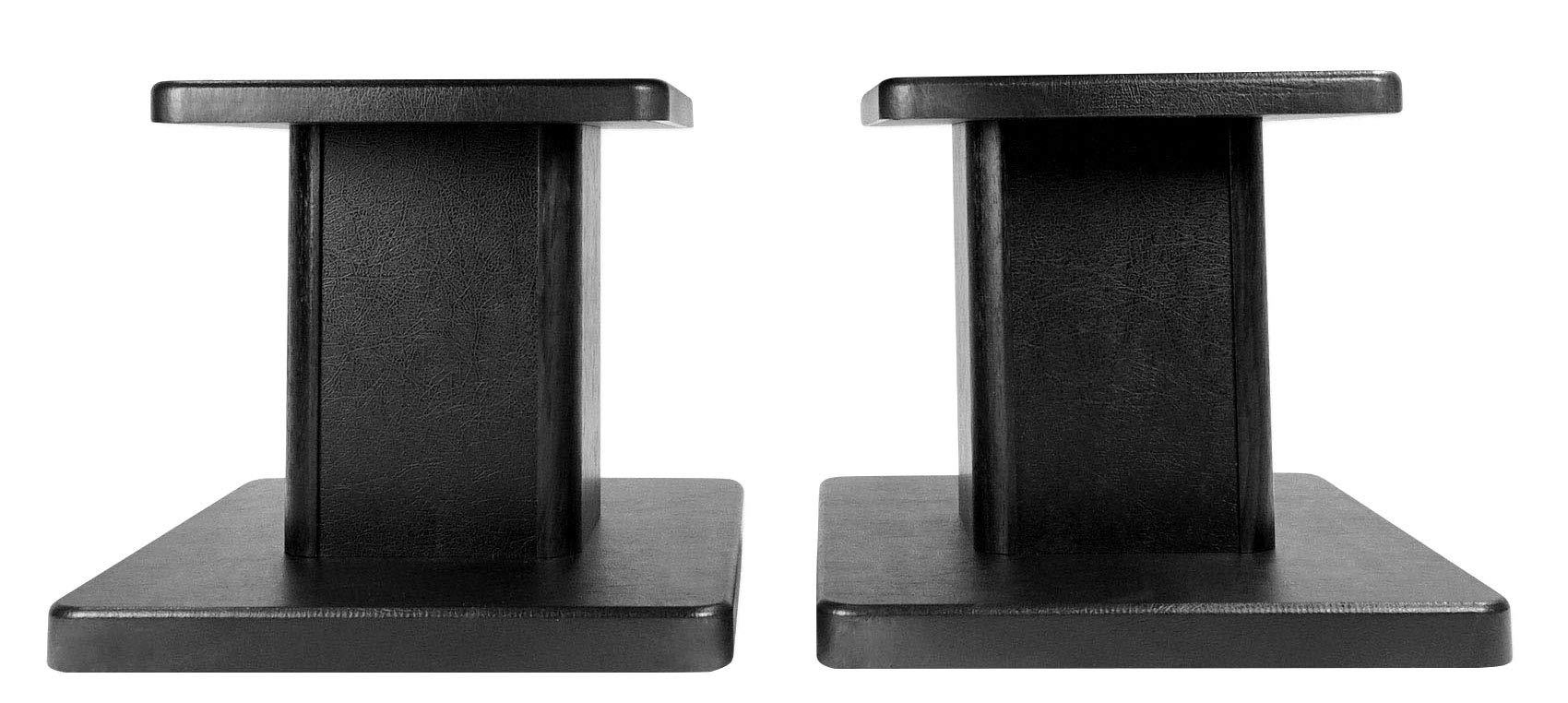 Rockville Pair Computer/Bookshelf Desktop Speaker/Studio Monitor Stands RHT8G