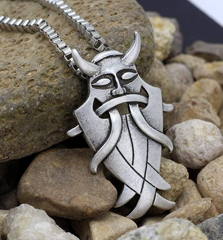 TUDUDU Youe Brilló Máscara De Odin para Astucia Y Discreción ...