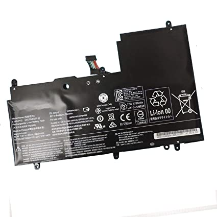 Amazon.com: New 7.5V 45Wh L14S4P72 L14M4P72 Laptop Notebook ...