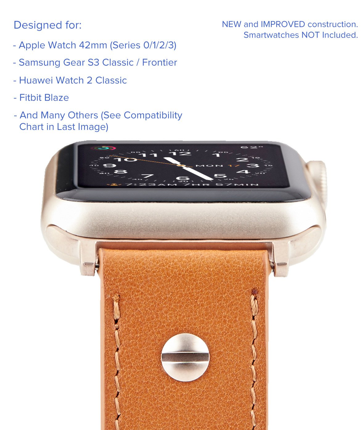 Correas para smartwatch, 22 mm: Amazon.es: Electrónica