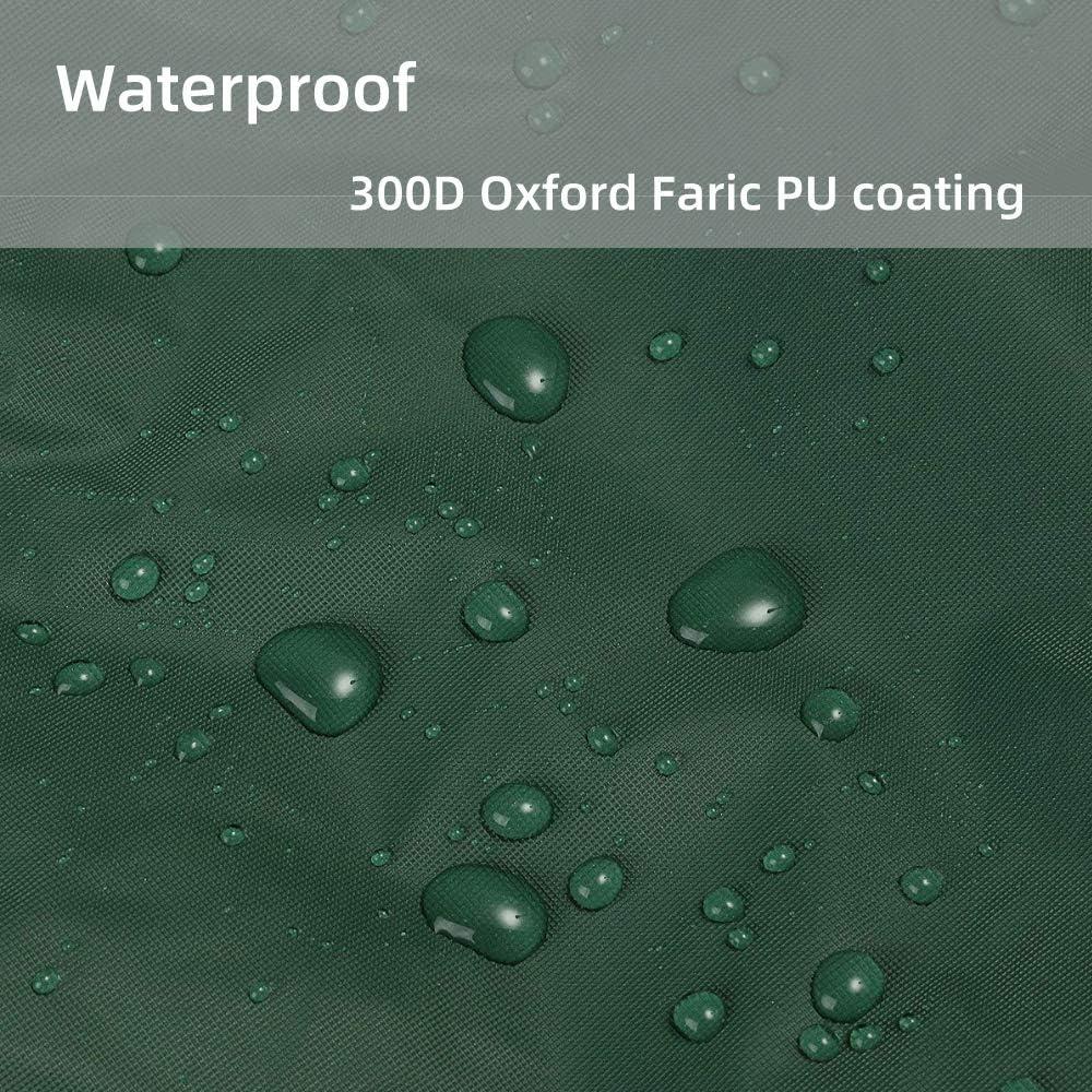 PATIO PLUS Fodera Protettiva per Ombrellone ombrellone da Giardino Oxford 300D Copri ombrellone da Giardino Copertura per Ombrellone Impermeabile Resistente allo Strapp 220x35//75cm