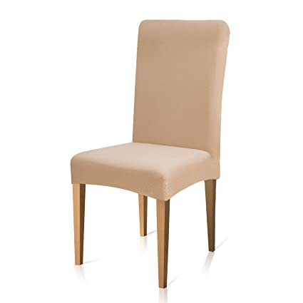 Image Unavailable Not Available For Color Subrtex Knit Dining Room Chair Slipcovers