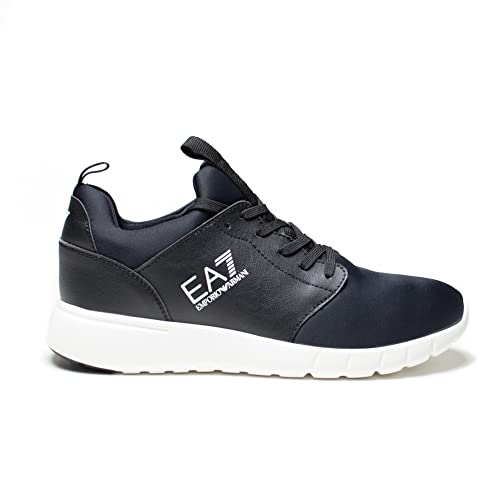 Armani Zapatos de Cordones Para Hombre Negro Size: 44 OQdZJfwg7