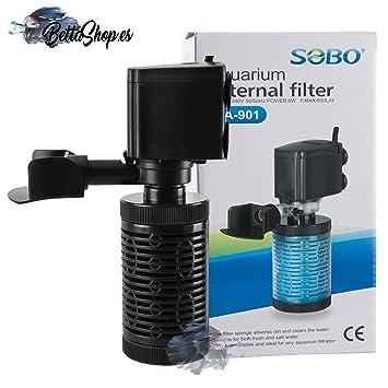 ES Filtro Interior para ACUARIOS DE 800 L/H