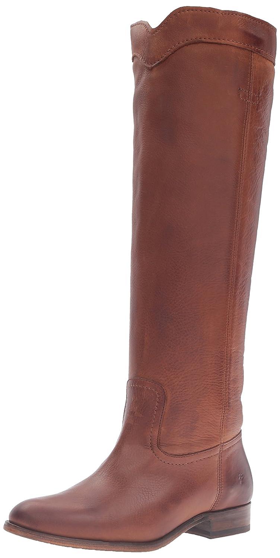 FRYE Women's Cara Roper Tall Riding Boot B01BLXXDTE 6 B(M) US Cognac