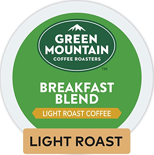 Pieczarki do kawy Green Mountain Breakfast Blend Single-Serve Keurig K-Cup Pods