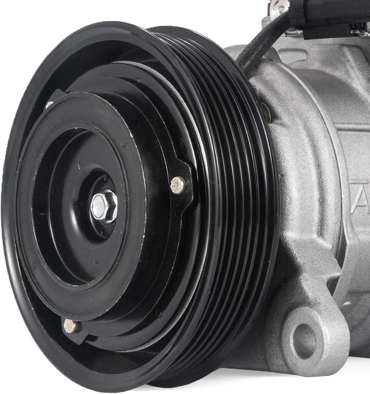 AC Compressor Clutch For 1999-2004 Jeep Grand Cherokee 4.7L Reman 77380