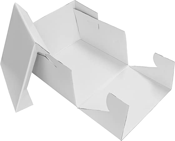 Image of PME Caja Cuadrada para Pasteles 9 Pulgadas / 23 cm