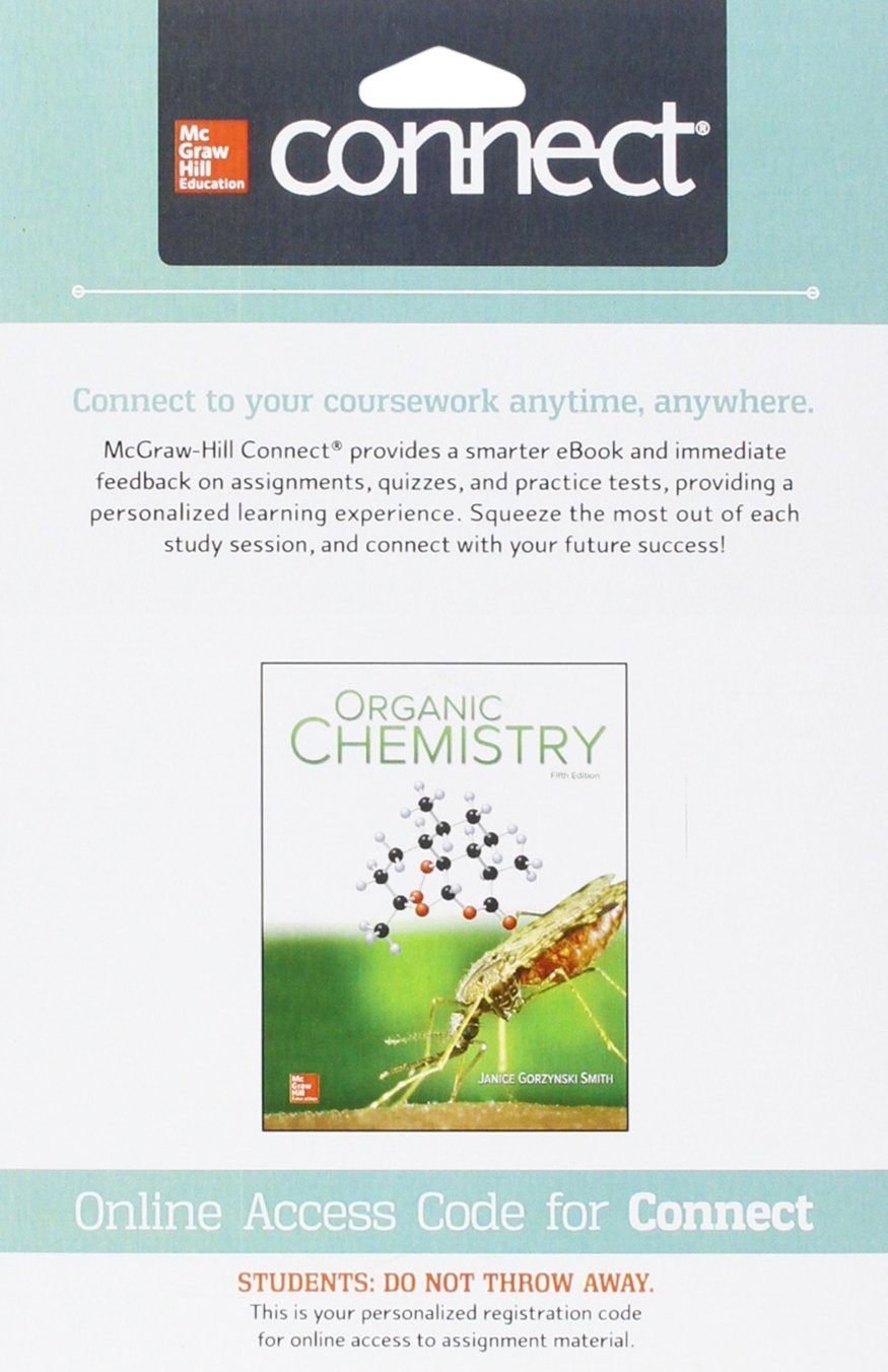 Package: Loose Leaf Organic Chemistry with Connect 2-year Access ...