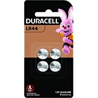 Duracell Specialty A76/LR44 Alkaline Battery, 4 Pack