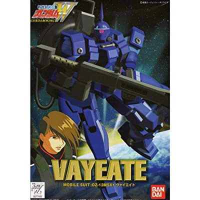 Gundam Wing 1/144 scale WF-07 Vayeate: Toys & Games