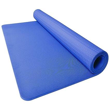 Amazon.com : Double Yoga Mat 200cmX135cm Lengthen Widening ...