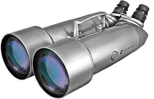 BARSKA Blueline 20x,40x100 Waterproof Jumbo Binocular w/ Premium Hard Case