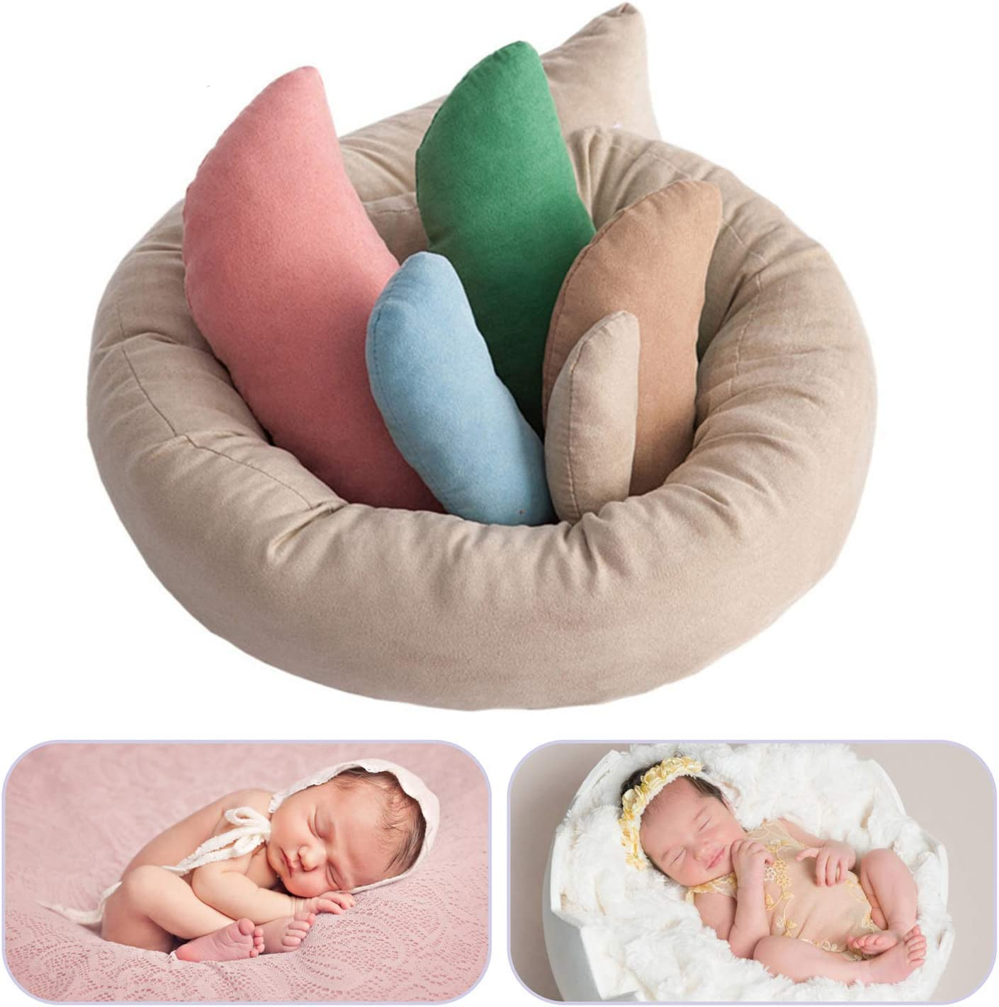 Easy Posing Pillow Newborn Posing Aid