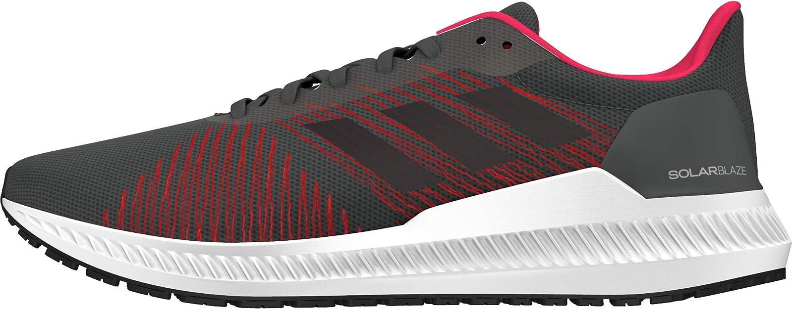 Adidas Solar Blaze M Zapatillas Running Hombre: Amazon.es: Zapatos y complementos