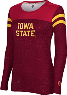Heathered ProSphere Iowa State University Mens Long Sleeve Tee