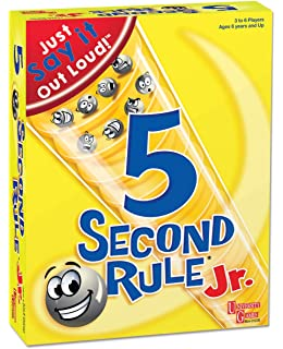 University games googly eyes board game amazon toys games university games 5 second rule junior game freerunsca Gallery