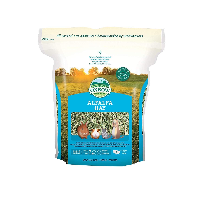 Oxbow Animal Health Alfalfa Hay for Pets, 30-Ounce by Oxbow